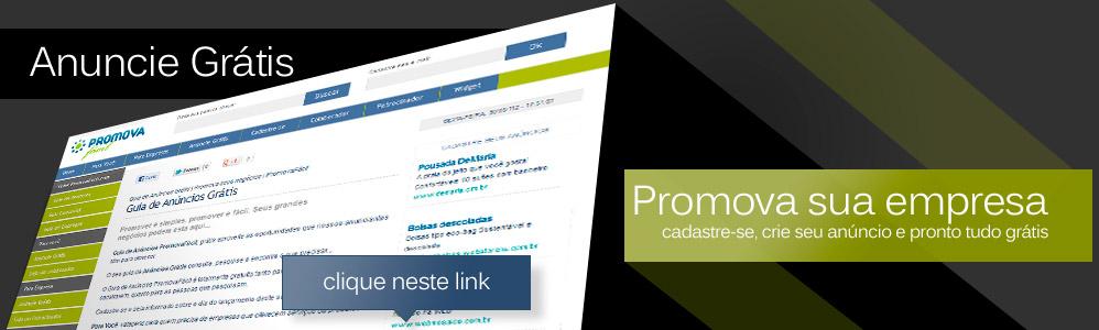 Novo site com mais recursos para você, anuncie grátis. Anúncio gratuito para empresas. Anúncios gratuito para imóveis. Anúncio gratuito para turismo.